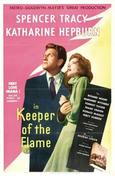 Best Thriller Movies of 1942 : Keeper of the Flame