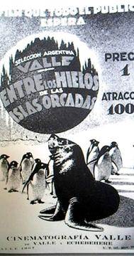 Best Documentary Movies of 1928 : Entre los Hielos de las Islas Orcadas