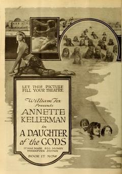 Best Drama Movies of 1916 : A Daughter of the Gods