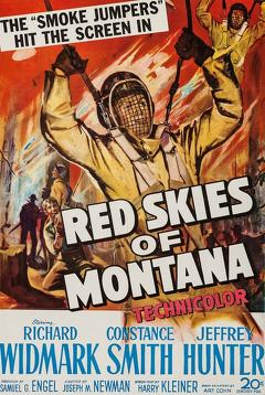 Best Adventure Movies of 1952 : Red Skies of Montana