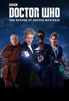 Best Family Movies of 2016 : Doctor Who: The Return Of Doctor Mysterio