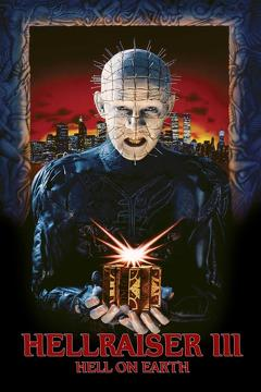 Best Horror Movies of 1992 : Hellraiser III: Hell on Earth