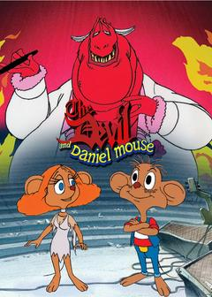 Best Animation Movies of 1978 : The Devil and Daniel Mouse