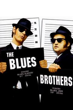 Best Music Movies of 1980 : The Blues Brothers