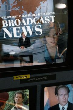 Best Romance Movies of 1987 : Broadcast News