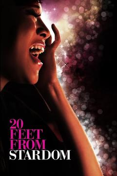 Best Music Movies of 2013 : 20 Feet from Stardom