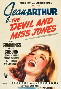 Best Comedy Movies of 1941 : The Devil and Miss Jones