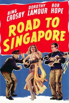 Best Music Movies of 1940 : Road to Singapore