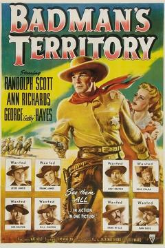 Best Action Movies of 1946 : Badman's Territory