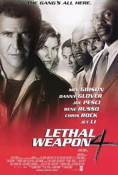 Best Adventure Movies of 1998 : Lethal Weapon 4