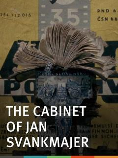 Best Animation Movies of 1984 : The Cabinet of Jan Švankmajer