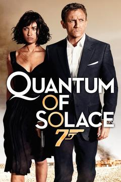 Best Action Movies of 2008 : Quantum of Solace