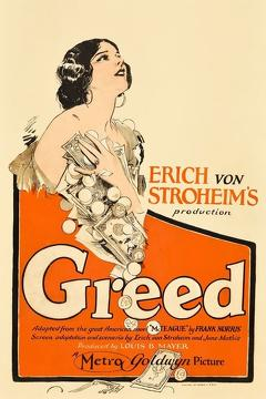 Best Drama Movies of 1925 : Greed