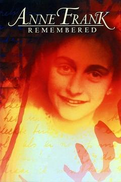 Best Documentary Movies of 1995 : Anne Frank Remembered