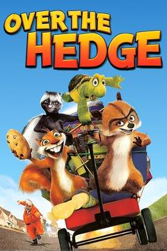 Best Comedy Movies of 2006 : Over the Hedge
