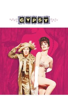 Best Music Movies of 1962 : Gypsy