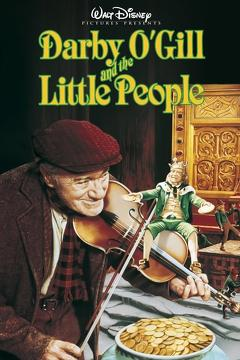 Best Adventure Movies of 1959 : Darby O'Gill and the Little People