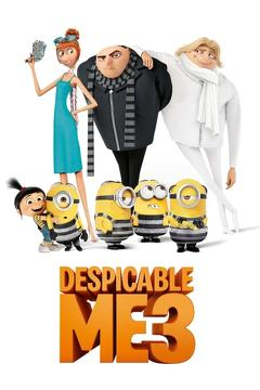 Best Animation Movies of 2017 : Despicable Me 3