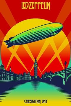 Best Music Movies of 2012 : Led Zeppelin: Celebration Day