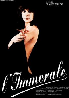 Best Romance Movies of 1980 : The Immoral One