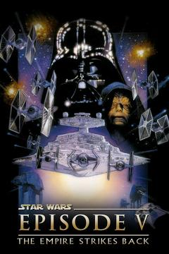 Best Action Movies of 1980 : The Empire Strikes Back