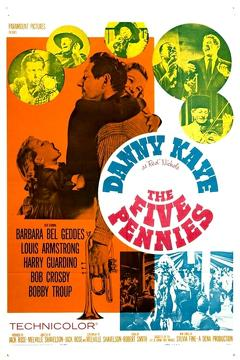 Best Music Movies of 1959 : The Five Pennies