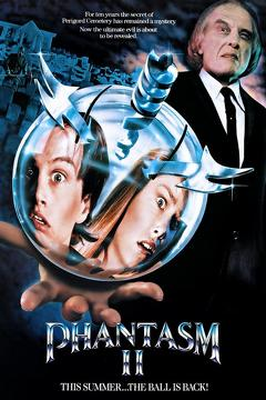 Best Science Fiction Movies of 1988 : Phantasm II