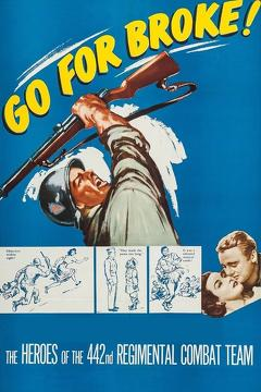 Best History Movies of 1951 : Go for Broke!