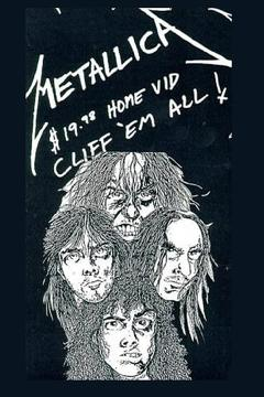 Best Music Movies of 1987 : Metallica: Cliff 'Em All