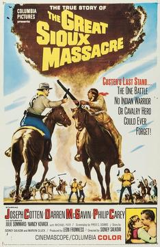Best History Movies of 1965 : The Great Sioux Massacre