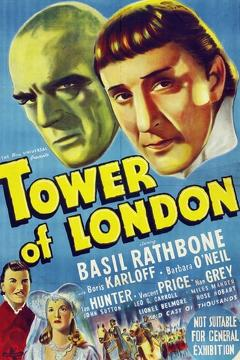 Best History Movies of 1939 : Tower of London