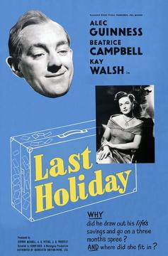 Best Comedy Movies of 1950 : Last Holiday
