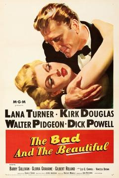 Best Movies of 1952 : The Bad and the Beautiful