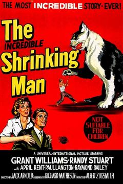 Best Drama Movies of 1957 : The Incredible Shrinking Man
