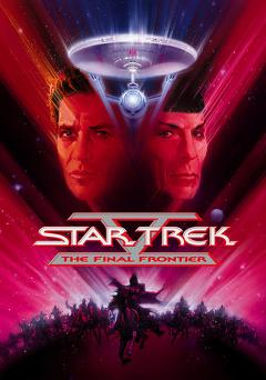 Best Science Fiction Movies of 1989 : Star Trek V: The Final Frontier