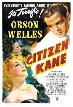 Best Mystery Movies of 1941 : Citizen Kane