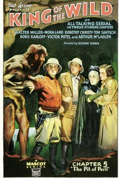Best Horror Movies of 1931 : King of the Wild