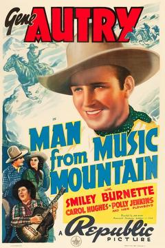 Best Western Movies of 1938 : Man from Music Mountain