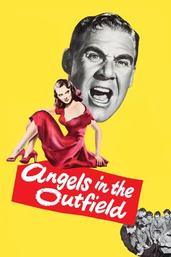 Best Family Movies of 1951 : Angels in the Outfield