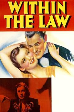 Best Drama Movies of 1939 : Within the Law