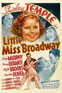 Best Family Movies of 1938 : Little Miss Broadway