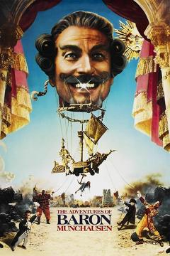 Best Action Movies of 1988 : The Adventures of Baron Munchausen