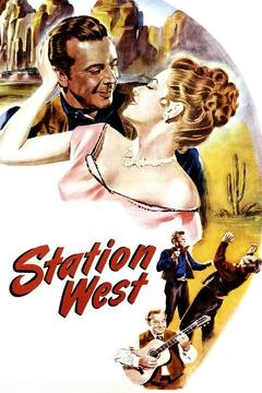 Best Action Movies of 1948 : Station West