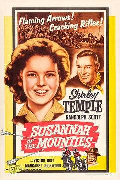 Best Family Movies of 1939 : Susannah of the Mounties