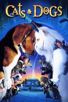 Best Family Movies of 2001 : Cats & Dogs