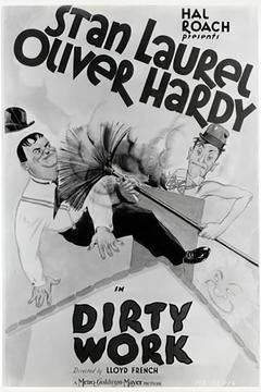 Best Comedy Movies of 1933 : Dirty Work
