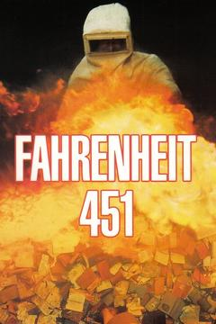 Best Science Fiction Movies of 1966 : Fahrenheit 451