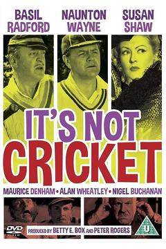 Best Adventure Movies of 1949 : It's Not Cricket