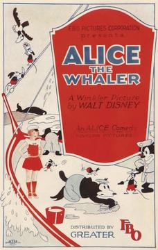 Best Animation Movies of 1927 : Alice the Whaler