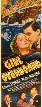 Best Mystery Movies of 1937 : Girl Overboard